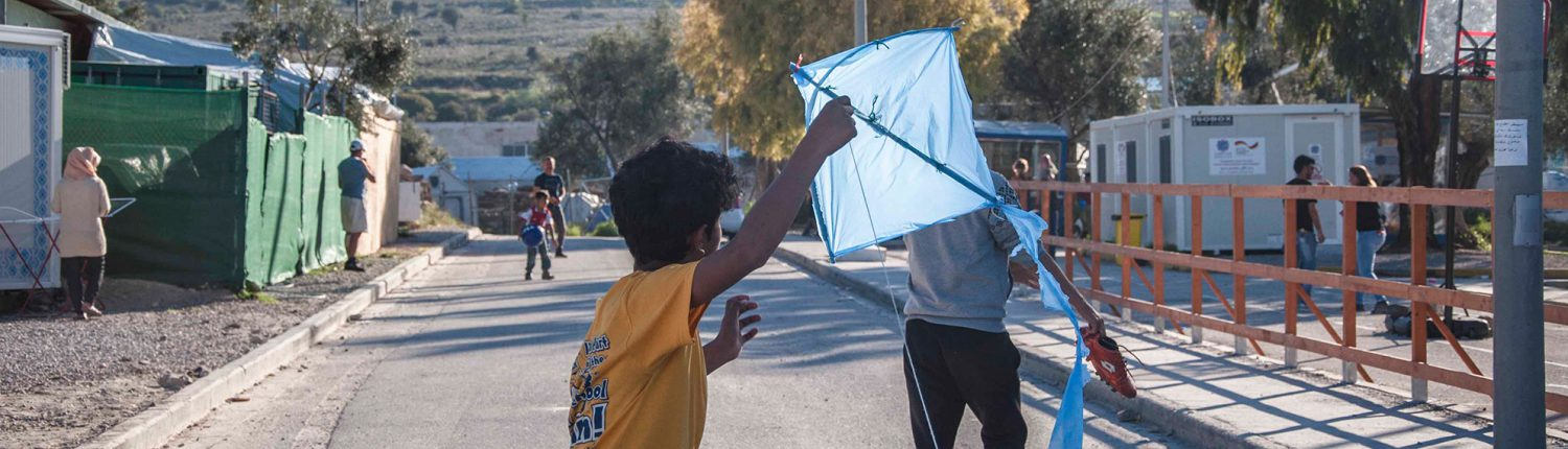 Because We Carry Kids Kara Tepe Lesvos