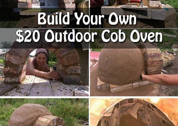 Build your own oven